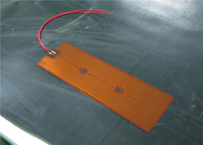 Flexibility Polyimide Heating Element Kapton Heater 12v OEM / ODM Available